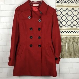 Oxford Circus Peacoat Size Large